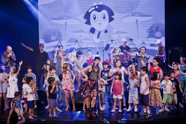 Shows infantis, como o do Pequeno Cidadão, estão na agenda do artista (Daigo Oliva/Divulgação)