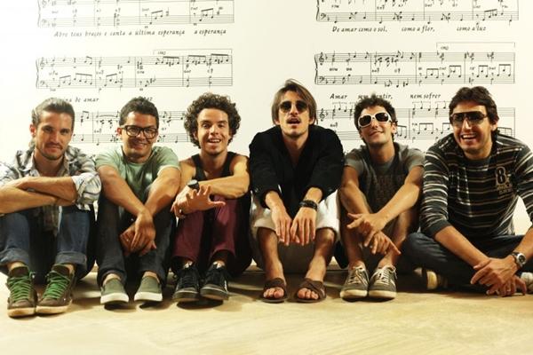 A banda Surf Sessions é uma das atrações do evento (Ricardo Reis/Divulgação)