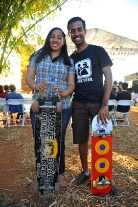 Dayane Menezes e Erisson Hudney (Luis Xavier de França/Esp. CB/D.A Press)
