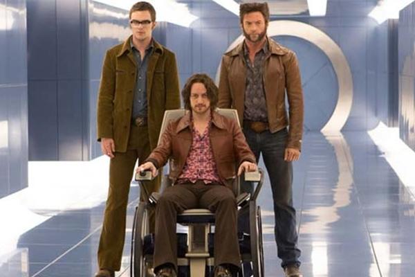 Hank McCoy, Professor X e Wolverine dão o tom da nova aventura dos X-Men (Divulgação/20th Century Fox)