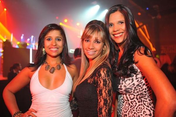 Lara Rodrigues, Berenice Leite e Ana Paula Alves (Luis Xavier de França/Esp. CB/D.A Press)