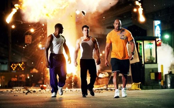 Mark Wahlberg é o fisiculturista Daniel Lugo: em busca do sonho americano (Paramount Pictures/Divulgação)