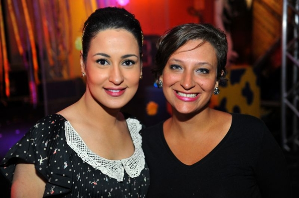 Patrícia Marques e Mariana Garcez (Luis Xavier de França/Esp. CB/D.A Press)
