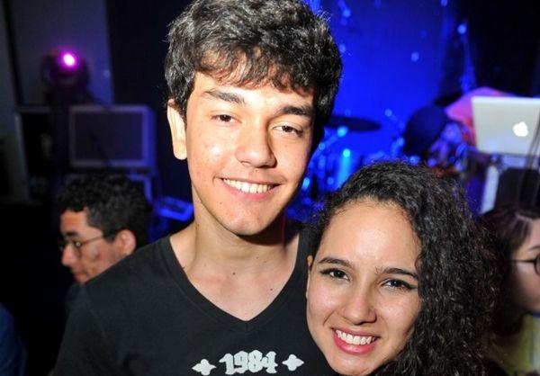 Paulo Vítor Costa e Ana Clara Cruz (Luis Xavier de França/Esp. CB/D.A Press)