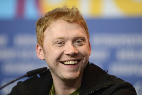 Rupert interpretou Rony Weasley na saga Harry Potter (AFP PHOTO / GERARD JULIEN )