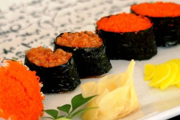 Masago Capelin Karaca Mail: Chef Japonês Explica Como Substituir O Caviar Em Prato