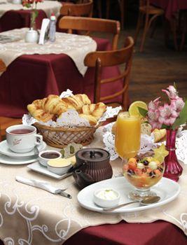 Daniel Briand: O café da manhã apreciado pelo cineasta (Viola Junior/Esp. CB/D.A Press)