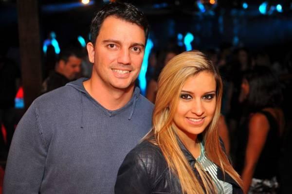 João Neto e Amanda Ferreira (Luis Xavier de França/Esp. CB/D.A Press)