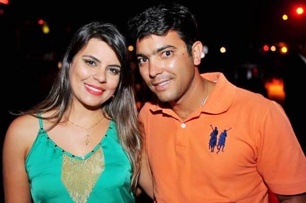 Susana Duarte e Alisson Santos (Luis Xavier de França/Esp. CB/D.A Press)