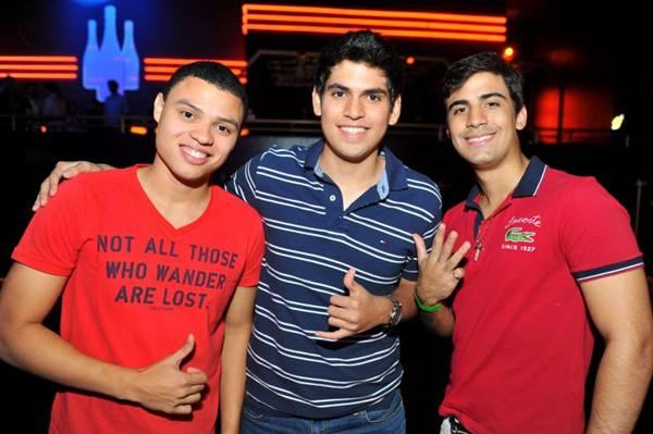 José Carvalho, Leonardo Lobo e Tibiriçá Neto (Luis Xavier de França/Esp. CB/D.A Press)