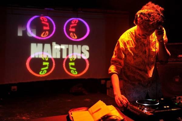 O DJ PG Martins é atração na festa (Luis Xavier de França/Esp. CB/D.A Press)