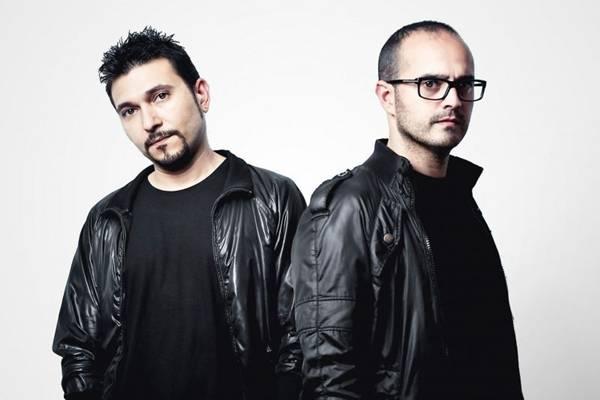 O duo espanhol Amo Navas é a principal atração do evento (AMO NAVAS/Reprodução)