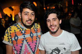 Mateus Scafuto e Eduardo Lobato (Luis Xavier de França/Esp. CB/D.A Press)