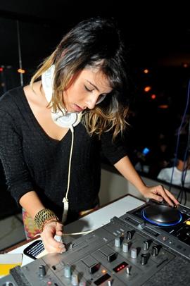 DJ Thaís Melo (Luis Xavier de França/Esp. CB/D.A Press)