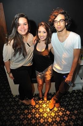 Marcella Cavalcante, Jade Lage e Lucas Gebrim (Luis Xavier de França/Esp. CB/D.A Press)