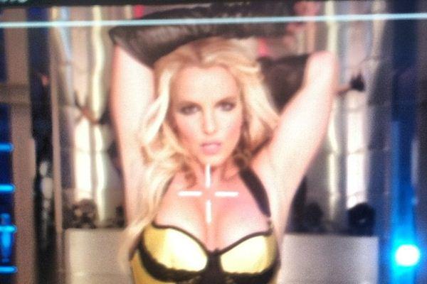 Britney Spears anunciará o clipe durante sua participação no Good Morning America (@britneyspears/Instagram/Reprodução)