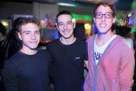 André Martins, Pedro de Souza e Iago Melo (Luis Xavier de França/Esp. CB/D.A Press)