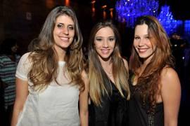 Milca Biancardini Rennó, Alana Varvalho e Izadora Manede (Luis Xavier de França/Esp. CB/D.A Press)