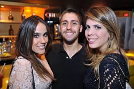 Verônica Araújo, Artur Erick e Arícia Kostouros (Luis Xavier de França/Esp. CB/D.A Press)