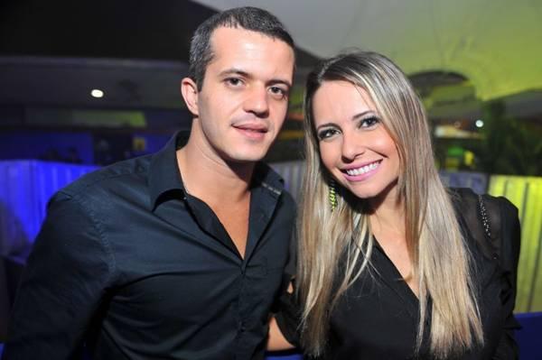 Leonardo Thompson e Fernanda Sette (Luis Xavier de França/Esp. CB/D.A Press)