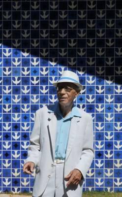 Com uma memória notável, Elias está escrevendo um livro autobiográfico, chamado Samba, amor e poesia (Zuleika de Souza/CB/D.A Press -  16/4/12)