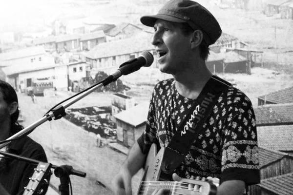O cantor e compositor Joselito Bowen se apresenta em Taguatinga (Arquivo Pessoal)