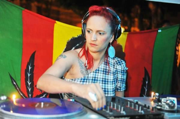 Destaque para Donna, que participou do projeto Rede Bull Music Adademy (Luis Xavier de França/Esp. CB/D.A Press)