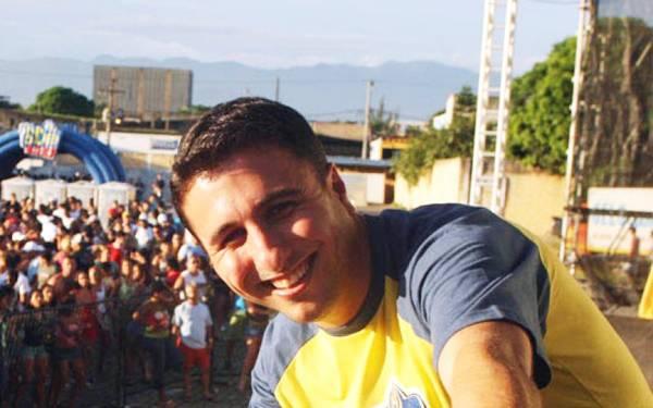 O DJ carioca Tubarão comanda a Baladinha com muito funk (Hype Lounge/Divulgação)
