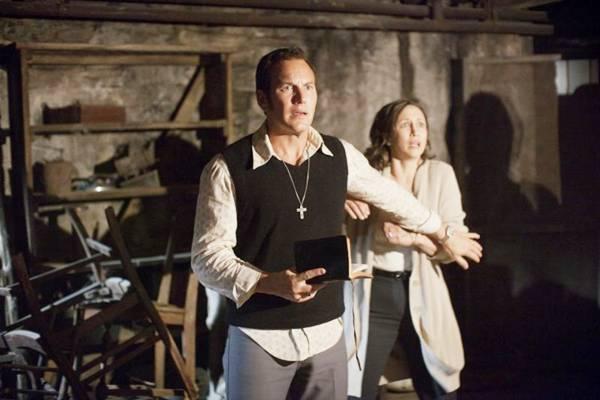 Ed (Patrick Wilson) e Lorraine (Vera Farmiga): história real fez a fama do casal de exorcistas (Warner Bros/Divulgação)