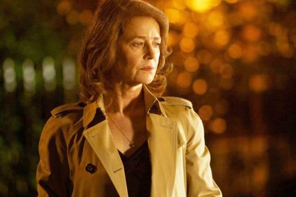 A sexagenária Anna (Charlotte Rampling): beleza madura em filme que evita o óbvio  (Imovision/Divulgação)