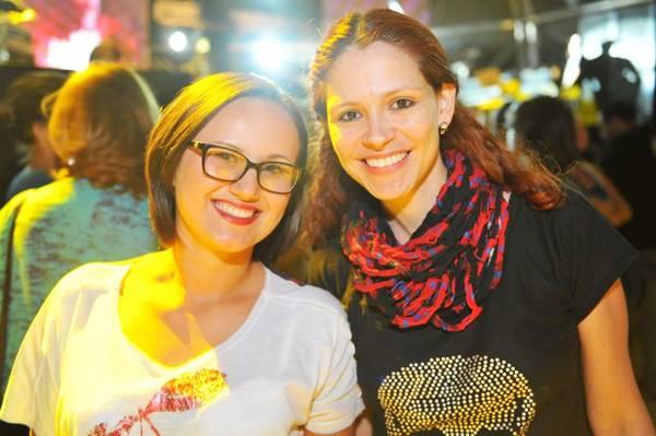 Clarissa Jahn e Valéria Ferraz (Luis Xavier de França/Esp. CB/D.A Press)