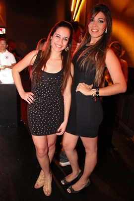 Marina Moraes e Liliane Rocha (Rômulo Juracy/Divulgação)