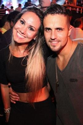 Lorena Borges e Leandro Nunes (Rômulo Juracy/Divulgação)