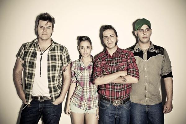 A banda brasiliense Os Dinamites é atração no Palco Independente (Diego Bresani/Divulgação)