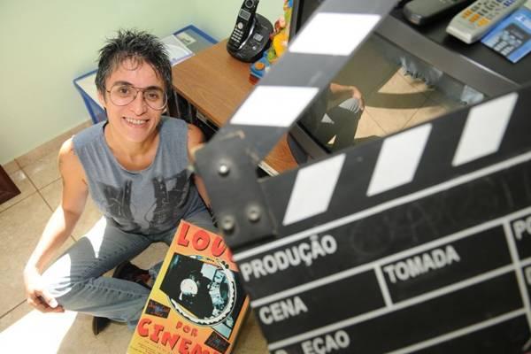 Renata Agostinho: louca por cinema e gastronomia (Bruno Peres/CB/D.A Press)