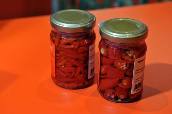 Dedo-de-moça e malagueta são as pimentas mais consumidas no Brasil (Breno Fortes/CB/D.A Press)