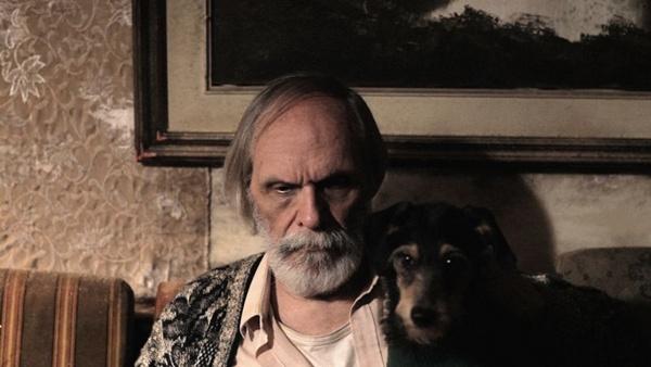 O veterano Carlos Reichenbach: o ator faleceu em 2012, antes da estreia de seu último trabalho (Vitrine Felmes/Divulgação)