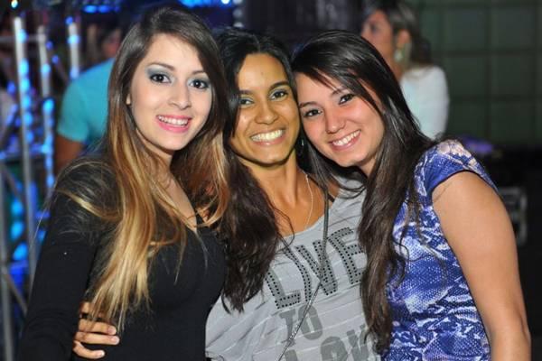 Marcela de Carvalho, Aline Franklin e Rebeca Pucci (Luis Xavier de França/Esp. CB/D.A Press)
