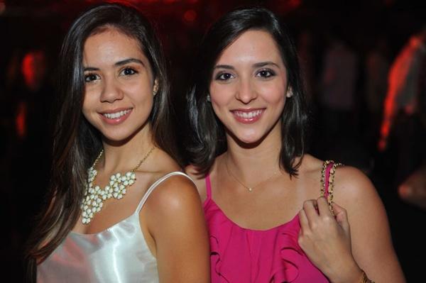 Ana Carolina Lima e Thaíssa Barros (Luis Xavier de França/Esp. CB/D.A Press)