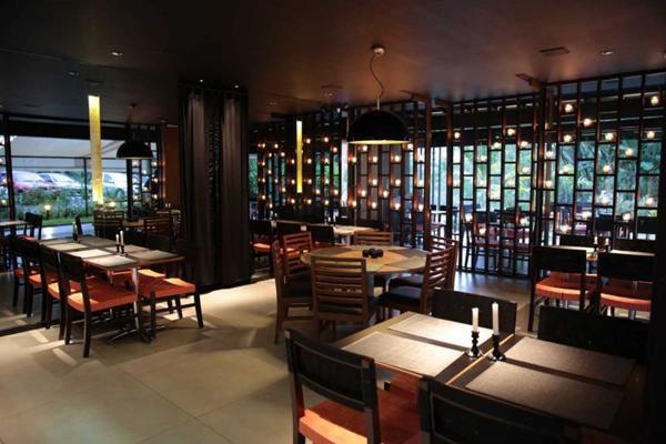 O restaurante Santé 13 funciona de terça a domingo (Gustavo Froner/Divulgação)