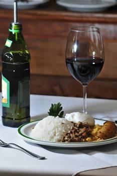 O picadinho do Fred já é um clássico da gastronomia brasiliense (Breno Fortes/CB/D.A Press - 30/11/11)