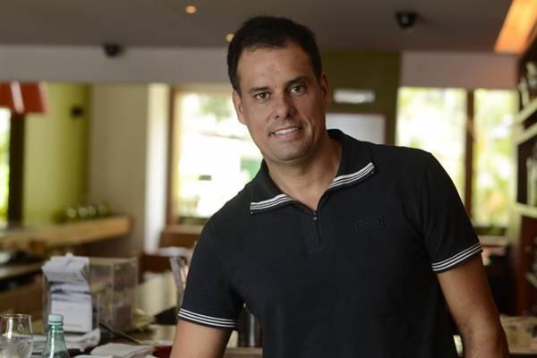 Com menu que traz referências ao Rio, Frederico Bastos abriu bistrô na 404 Sul (Raimundo Sampaio/CB/D.A Press - 24/9/12)