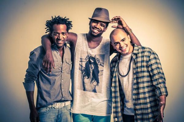 Trio Ternura se apresenta na cidade com nova formação (Marcelo Samerson/Divulgação)