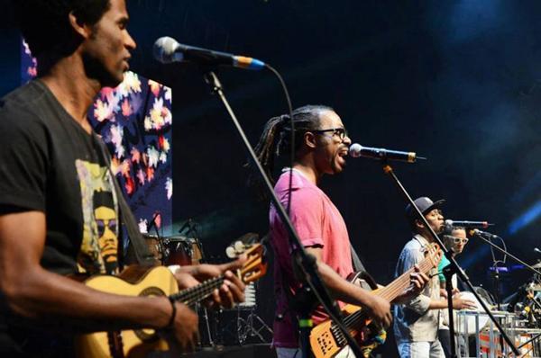 Os cariocas D-Funk%u2019in Samba completam a line-up da festa (Marcelo Samerson/Divulgação)