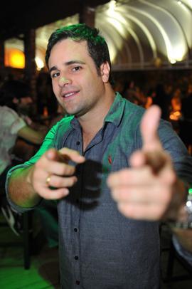 Rodrigo Scarpa, o Vesgo do programa Pânico na Band (Luis Xavier de França/Esp. CB/D.A Press)