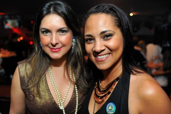 Maria Teresa Pereira e Ziene Cerqueira (Luis Xavier de França/Esp. CB/D.A Press)