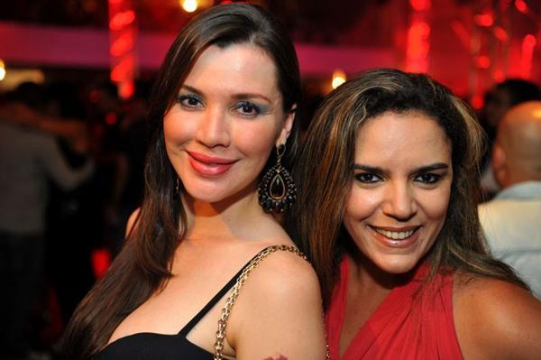 Maira Galvão e Dione Gonçalves (Luis Xavier de França/Esp. CB/D.A Press)