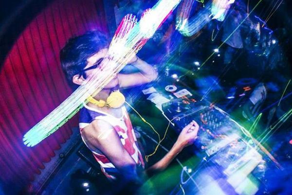 Renato Luís é DJ e produtor da festa (Arquivo pessoal)