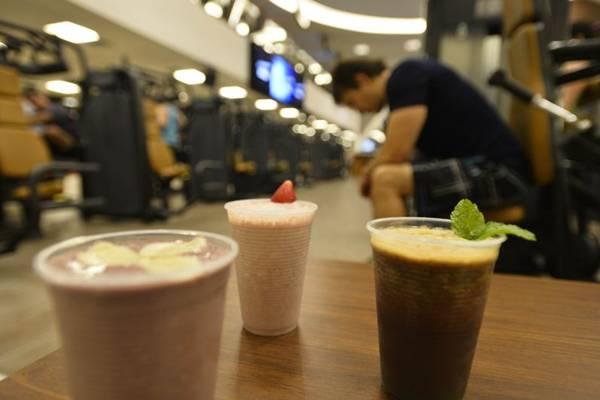Os sucos podem ser consumidos antes e depois das atividades físicas ( Daniel Ferreira/CB/D.A Press)