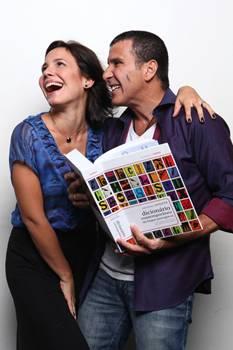 Juliana Knust e Eri Johnson fazem parte do elenco: a peça foi criada em 2000 e está na terceira montagem (Pequeno dicionário amoroso)
